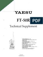 Yaesu Ft 50r Service Manual Ocr