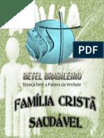Famlia cristã saudvel