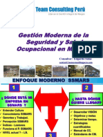 Gestión moderna de la SSO en Mineria - Marzo 2014 - TCP- PARTICIPANTES.pdf