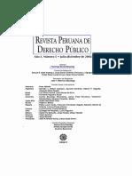 La administración frente a la norma inconstitucional; ¿control de constitucionalidad y control de legalidad administrativa¿ - Jorge Pando Vílchez.pdf