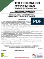 Dendrologia Dendrometria Invent Rio e Manejo Florestal