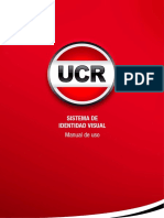 Manual de Identidad Visual UCR