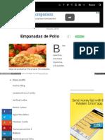Www Minutoya Com 16-06-2016 Empanadas de Pollo