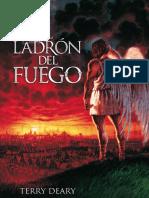 El Ladron Del Fuego _ Primeras Paginas