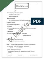 7-Clinical Pharmacy1 2015