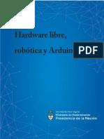 Actividad Hardware Libre, Robótica y Arduino