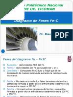 Diagramas de fase Fe-Cu