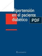 Hipertension en El Paciente Diabetico