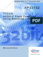 AP3213211 TriCore AUDO F Bootloader