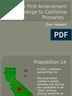 CA Primary