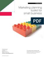 Marketing Plan Toolkit
