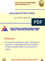 Analisis Estructuras I