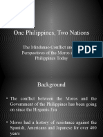 One Philippines, Two Nations (2)