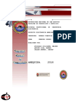 Vúmetro 16 Bandas Informe Final