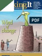 Making It #2 - Wind of change
