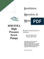 Manual 4550 Fsxa - Ku-A