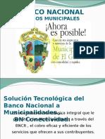 Modelo de Mejoramiento de Pagos de Servicios Municipales. Sr. Carlos Chinchilla