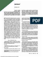 Cardiotoxicity of Interferon - A Review of 44 Cases