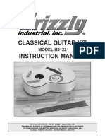 Guitar Classical Construction Manual