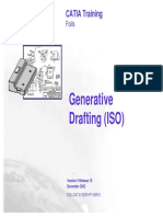 Generative Drafting IN CATIA V5