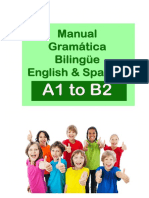 Manual Gramática Bilingue Hablo Ingles School