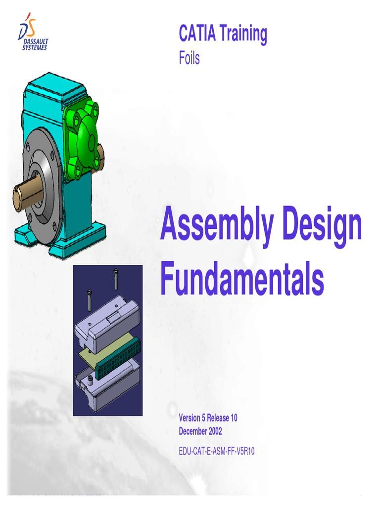 Assembly Design CATIA V5 | Euclidean Vector | Icon (Computing)