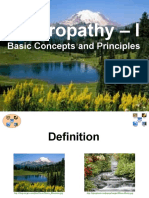 Naturopathy 01 Basic Concepts