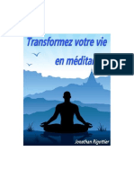 Rigottier Jonathan - Transformez Votre Vie en Meditant