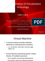 Next Generation of Virtualization Technology‎ Part 5 of 8
