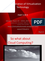 Next Generation of Virtualization Technology‎ Part 4 of 8