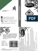 Manual 2016 Drv 400 Pequeno