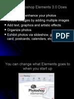 PhotoshopE Handouts