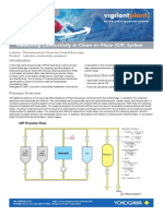 Measuring Conductivity in Clean-In-Place (CIP) System