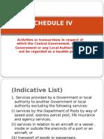 GST Exemptions