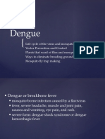 Lecture on Dengue