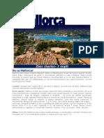 Mallorca - Excursii Optionale