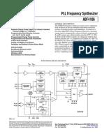 ADF4106 PLL