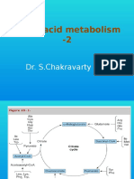 Containg sulfer Metabolism