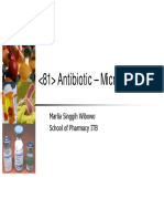 Antibiotic Test