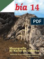Revista Cubía - 14 (Monografía Del Karst de Ubierna)