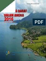 Kabupaten Lampung Barat Dalam Angka 2016
