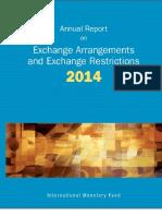 Exchange Arrangement & Restriction 2014 IMF