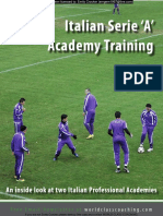 Italians Erie a Academy Training