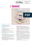Beading - Beaded Rabbit