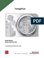 FTVantagePoint Student Manual - 3-29-2013