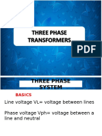 3 Phase Transformers 2