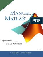 Manuel Matlab