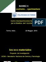 Eco Materiales