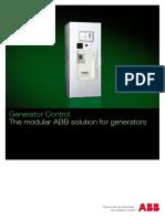 Generator Control E