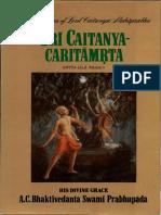 Sri Caitanya Caritamrita Antya lila vol.5